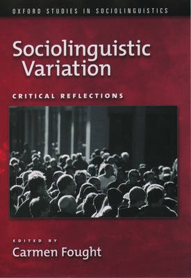 Sociolinguistic Variation