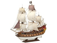 Revell Pirate Ship 1/72 Model Kit