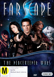 Farscape - The Peacekeeper Wars Ultimate DVD Collection on DVD