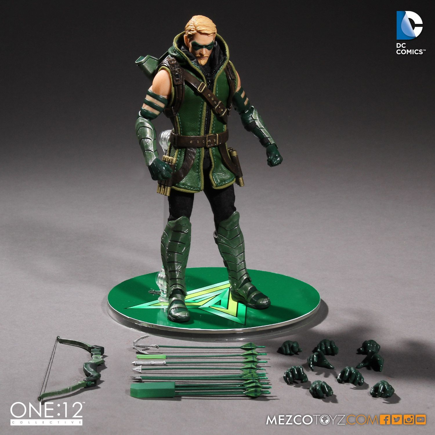 DC Comics: Green Arrow - One:12 Collective Action Figure image
