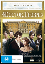 Dr. Thorne - Season 1 on DVD