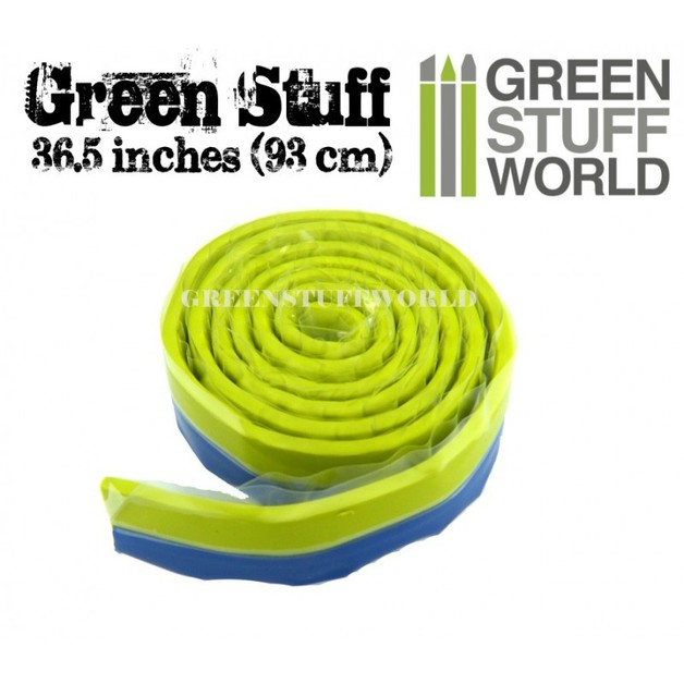 Green Stuff World : Green Stuff Tape (36.5 Inches)