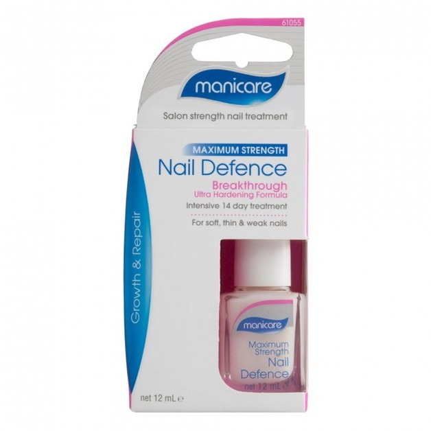 Buy Manicare - Daily Nail Hardener (Gentle Nail Hardener) at Mighty ...