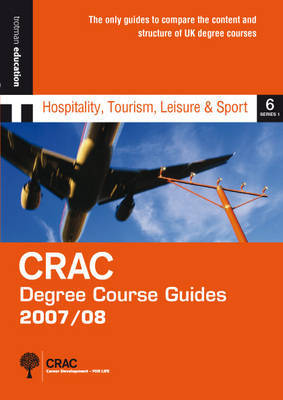 Hospitality, Leisure and Tourism by CRAC