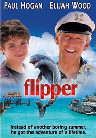 Flipper on DVD image