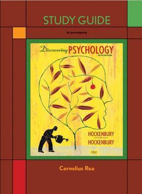 Discovering Psychology Study Guide by Don H Hockenbury