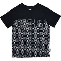 Star Wars T-Shirt with Darth Vader Pocket - Size 10 image