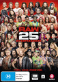 WWE: Raw - 25th Anniversary on DVD