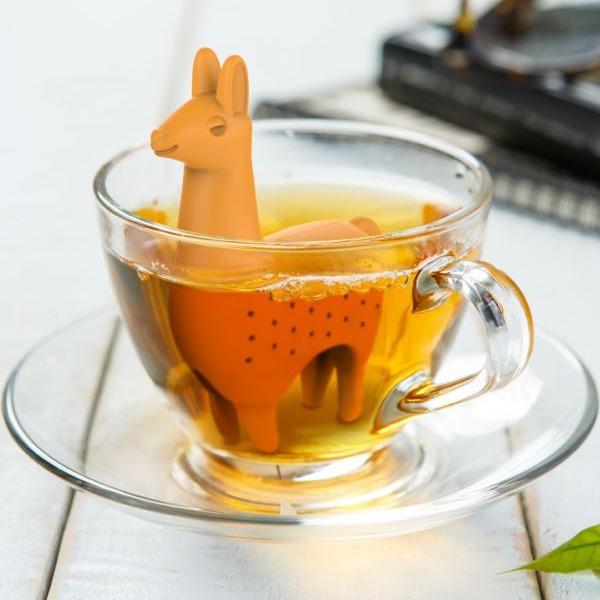 Como Tea - Llama Tea Infuser image