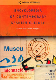 Encyclopedia of Contemporary Spanish Culture image
