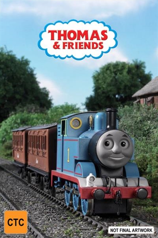 Thomas and Friends - Digs and Discoveries on DVD