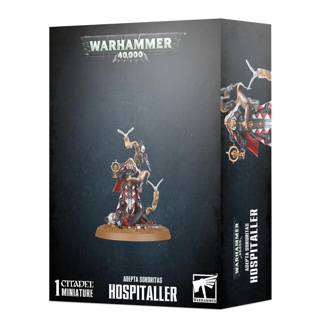 Warhammer 40,000: Adepta Sororitas Hospitaller
