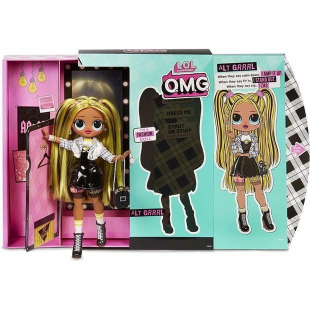 L.O.L. Surprise! O.M.G Fashion Doll - Alt Grrrl