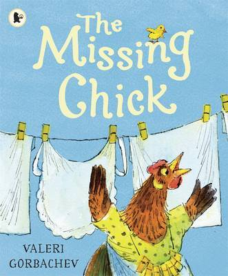 Missing Chick by Valeri Gorbachev image