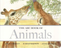 The ABC Book of Animals by Helen Martin image