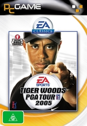 Tiger Woods PGA Tour 2005 (Classics) for PC Games