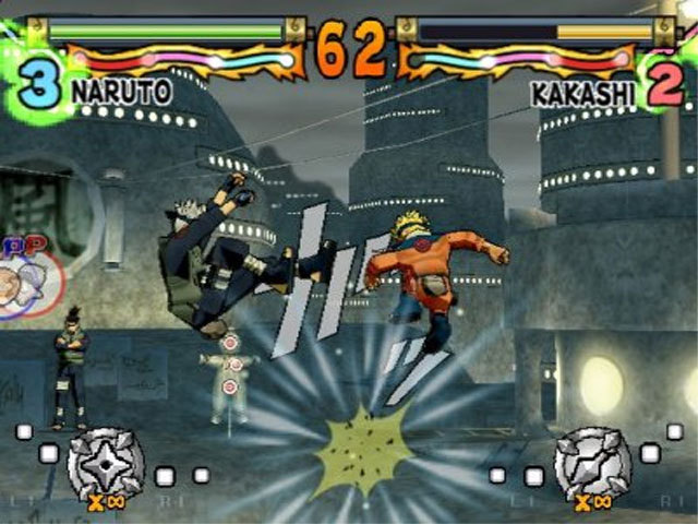 Naruto: Ultimate Ninja for PlayStation 2 image