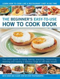 Beginner's Easy-to-use How to Cook Book by Bridget Jones image