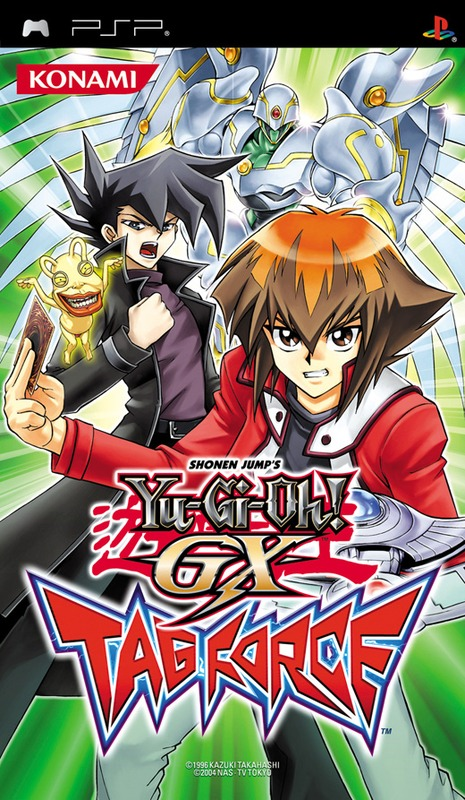 Yu-Gi-Oh! GX Tag Force for PSP
