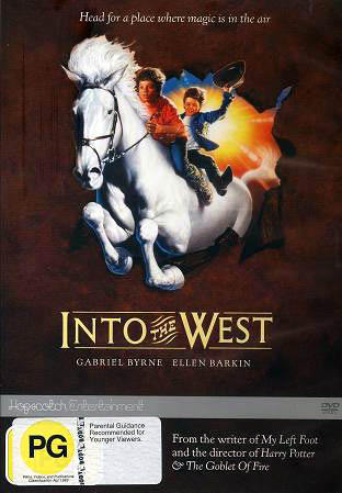 Into The West on DVD