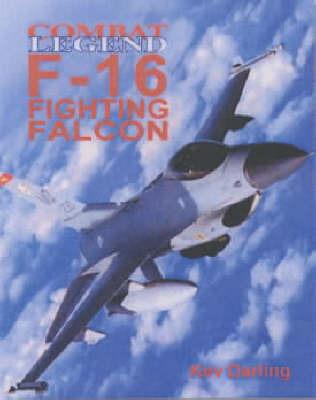 F-16 Fighting Falcon by Kev Darling
