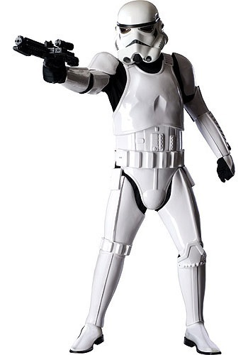Star Wars Stormtrooper Supreme Costume (XL)