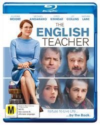 The English Teacher on Blu-ray