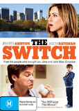 The Switch DVD