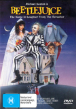 Beetlejuice on DVD