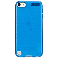 Gecko GLOW Case for iPod Touch 5G (Blue)
