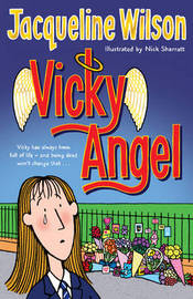 Vicky Angel by Jacqueline Wilson image