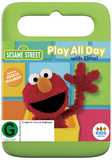 Sesame Street: Play All Day with Elmo on DVD