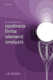 An Introduction to Nonlinear Finite Element Analysis by J.N. Reddy image