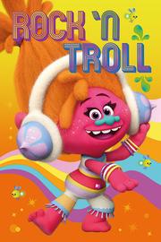 Trolls - Rock 'N Troll DJ Maxi Poster (606)