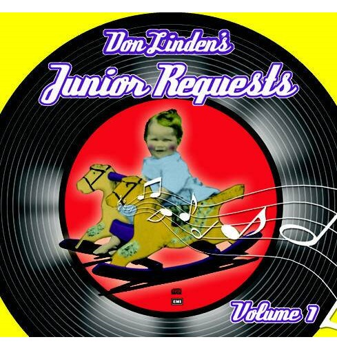 Junior Requests Volume 1 by Don Linden image