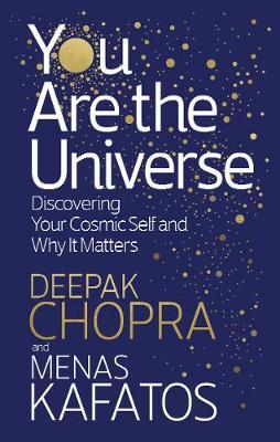 You Are the Universe by Deepak Chopra image