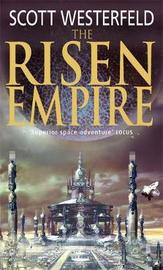 The Risen Empire by Scott Westerfeld image
