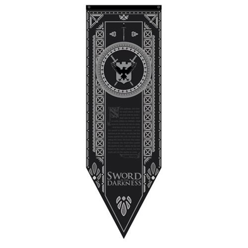 Game of Thrones - Nightwatch Tournament Banner