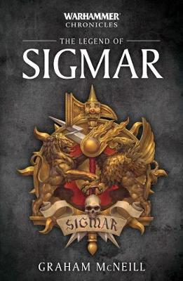 The Legend of Sigmar by Graham McNeill image