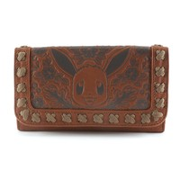 Loungefly Pokemon Eevee Embossed Wallet image