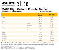 Horleys MASS Protein Powder - Chocolate (2.5kg) image
