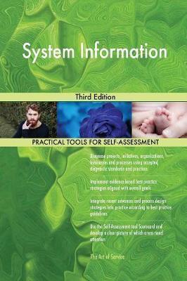 System Information Third Edition by Gerardus Blokdyk
