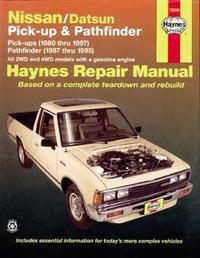 Nissan/Datsun Pick-Ups & Pathfinder (80 - 97) by Rik Paul