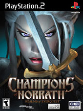 Champions of Norrath: Realms of EverQuest for PlayStation 2