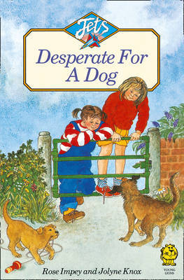 DESPERATE FOR A DOG by Rose Impey image