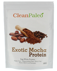CleanPaleo Exotic Mocha Protein - 500g