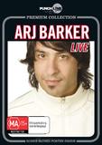 Punchline Premium:  Arj Barker Live (With Bonus Signed Poster) on DVD