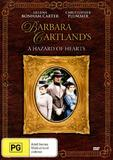 Barbara Cartland's Hazard of Hearts DVD