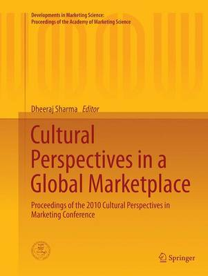 Cultural Perspectives in a Global Marketplace image