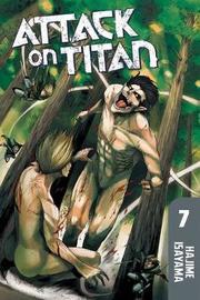Attack on Titan: Volume 7 by Hajime Isayama